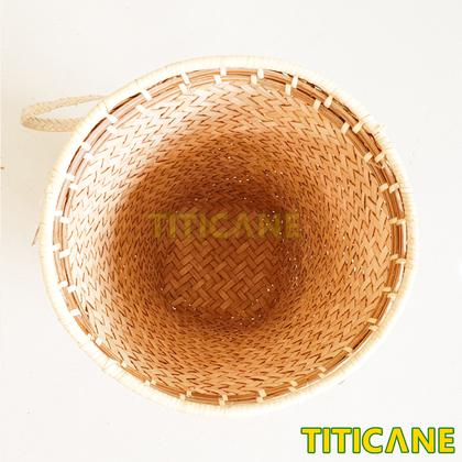 TITICANE Tekiding Basket Origin Sabah [ Rattan / Rotan ]
