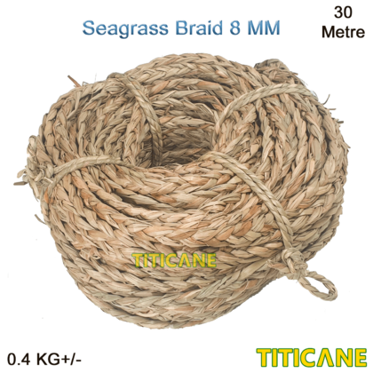 TITICANE Seagrass Braid [ Dandanan Rumput Laut ]